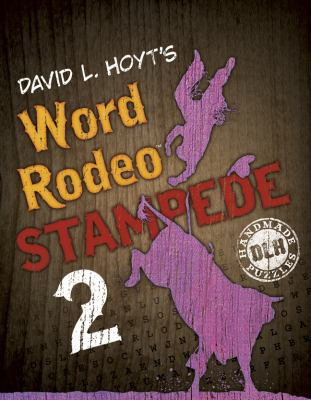 David L. Hoyt's Word Rodeo Stampede 2 9781454900948