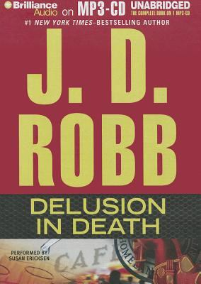 Delusion in Death 9781455818334