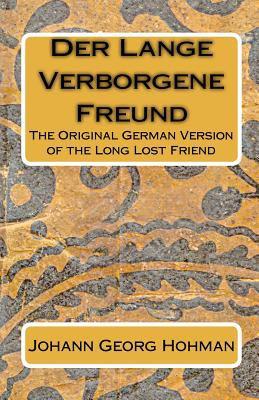 Der Lange Verborgene Freund 9781451554618