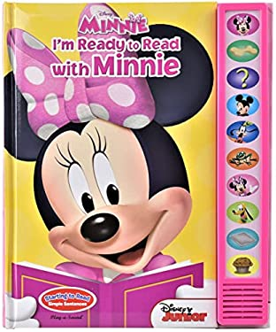 Disney Minnie Mouse: I'm Ready to Read with Minnie - Play-a-Sound - PI Kids