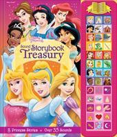 Disney Princess Sound Storybook Treasury 21235474