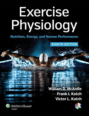 EXERCISE PHYSIOLOGY 8E 9781451191554