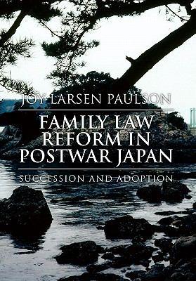 Family Law Reform in Postwar Japan