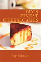 Fay's Finest Cheesecakes 9828276