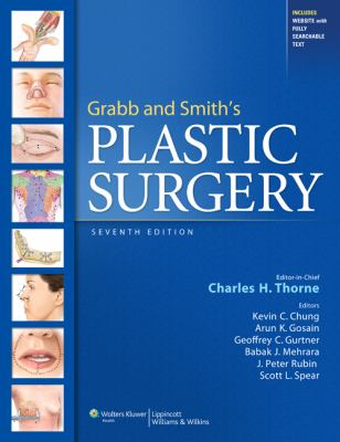 Grabb and Smith's Plastic Surgery: 0 9781451109559
