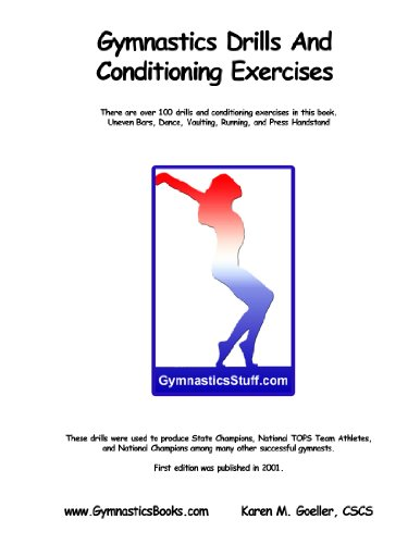 Gymnastics Drills and Conditioning Exercises 9781458376213