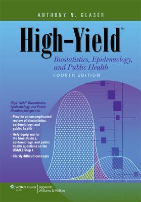 High-Yield Biostatistics (High-Yield Series)