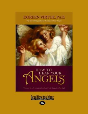 How to Hear Your Angels 9781458756800