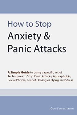 How to Stop Anxiety & Panic Attacks 9781453718285