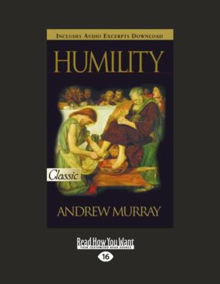 Humility (Easyread Large Edition) 9781458746436
