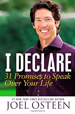 I Declare: 31 Promises to Speak Over Your Life 9781455516780