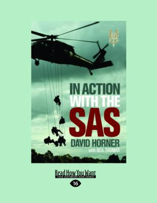 In Action with the SAS: Updated Edition of SAS: Phantoms of the Jungle 9781459603653