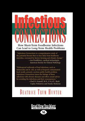 Infectious Connections (Large Print 16pt) 9781459604322