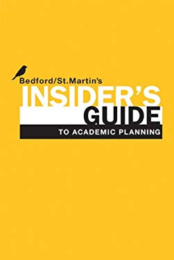 Insider's Guide to Academic Planning 9781457612176