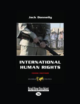 International Human Rights: Third Edition (Large Print 16pt)