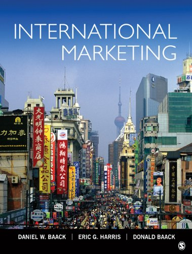 International Marketing 9781452226354