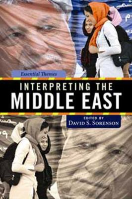 Interpreting the Middle East (Large Print 16pt) 9781459600140
