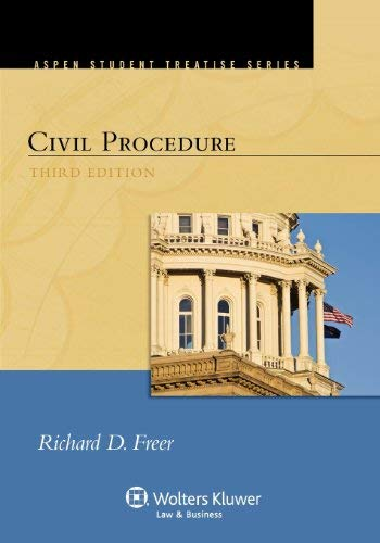 Introduction to Civil Procedure, 3rd Edition 9781454802228