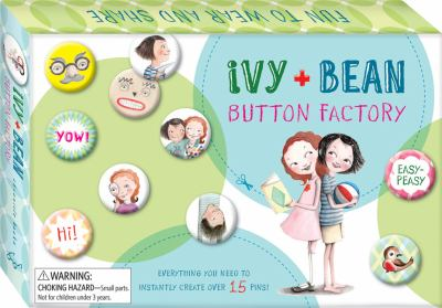 Ivy and Bean Button Factory 9781452106847