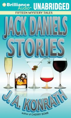 Jack Daniels Stories: Fifteen Mystery Tales 9781455808625