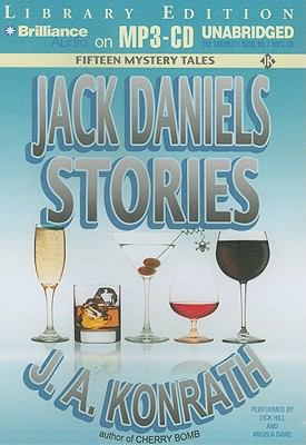 Jack Daniels Stories: Fifteen Mystery Tales 9781455808632
