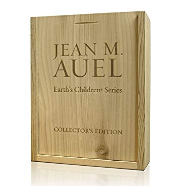 Jean M. Auel's Earth's Children? Series - Collector's Edition: The Clan of the Cave Bear, the Valley of Horses, the Mammoth Hunters, the Plains of Pas 9781455839742