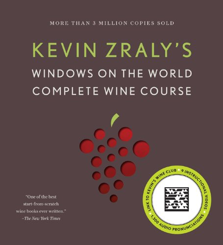 Kevin Zraly's Windows on the World Complete Wine Course 9781454900184