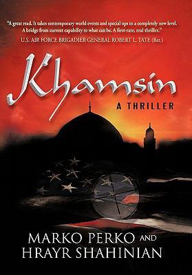 Khamsin: A Thriller 9781450238885