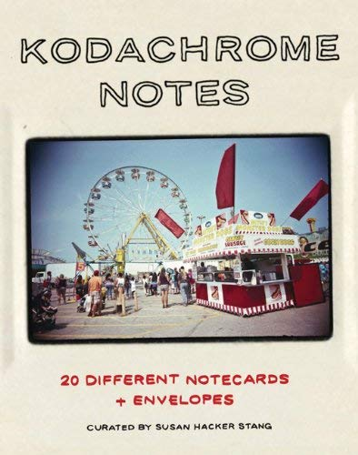 Kodachrome Notes: 20 Different Notecards and Envelopes 9781452110967