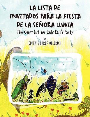 La Lista de Invitados Para La Fiesta de La Senora Lluvia 9781450063203