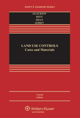 Land Use Controls: Cases and Materials 9781454810087