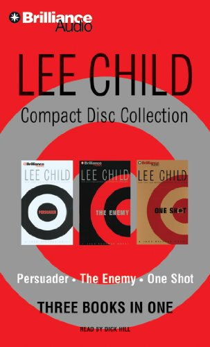 Lee Child Compact Disc Collection: Persuader/The Enemy/One Shot 9781455806058