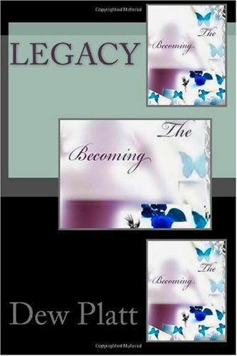 Legacy: The Becoming 9781450589239