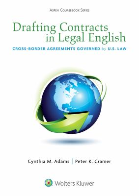 Legal Research and Writing: A Guide to Drafting International Contracts in Legal English 9781454805465