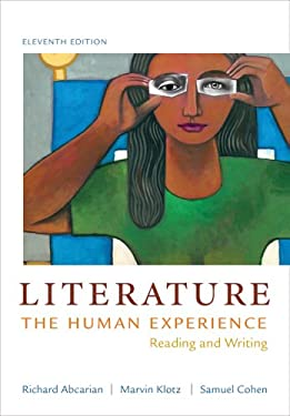 Literature: The Human Experience: Reading and Writing 9781457604294