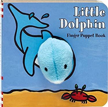 Little Dolphin Finger Puppet Book 9781452108162