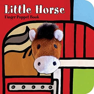 Little Horse : Finger Puppet Book