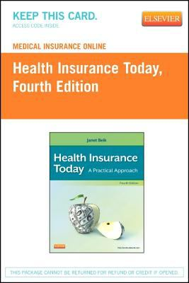 Medical Insurance Online for Health Insurance Today (User Guide and Access Code) 9781455708246