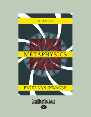 Metaphysics: Third Edition 9781458781512