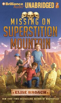 Missing on Superstition Mountain 9781455894826