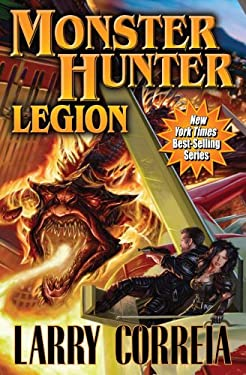 Monster Hunter Legion 9781451637960