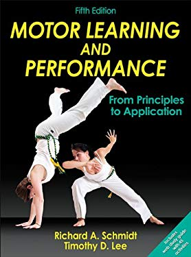 Motor Learning and Performance 9781450443616