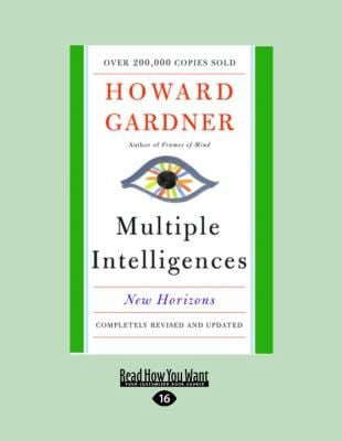 Multiple Intelligences 9781458759412