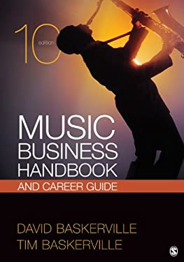 Music Business Handbook and Career Guide 9781452242200