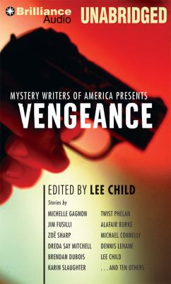 Mystery Writers of America Presents Vengeance 9781455819263