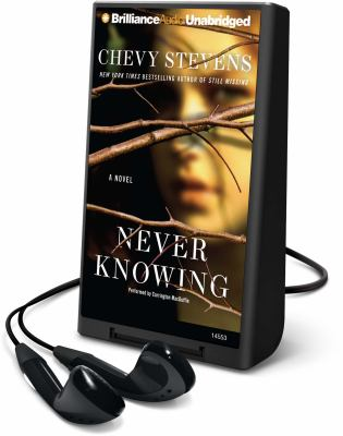 Never Knowing [With Earbuds] 9781455813902