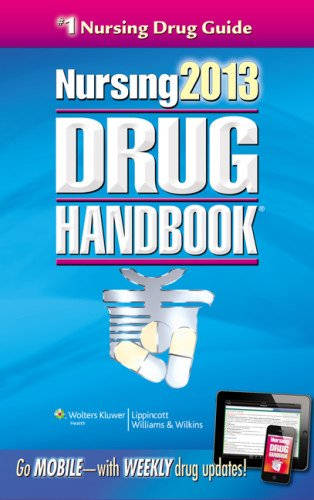Nursing Drug Handbook 9781451150230