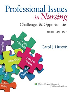 PROFESSIONAL ISSUES IN NURSING 9781451128338