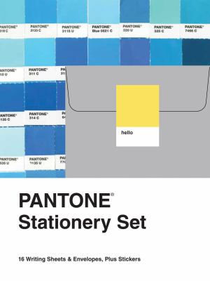 Pantone Stationery Set 9781452110936