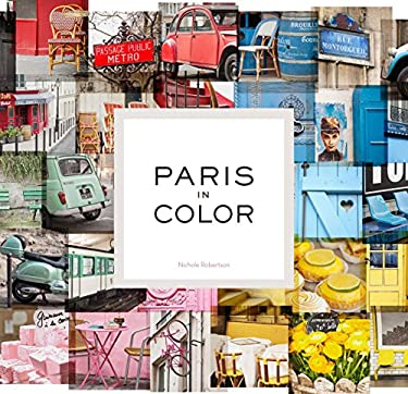 Paris in Color 9781452105949